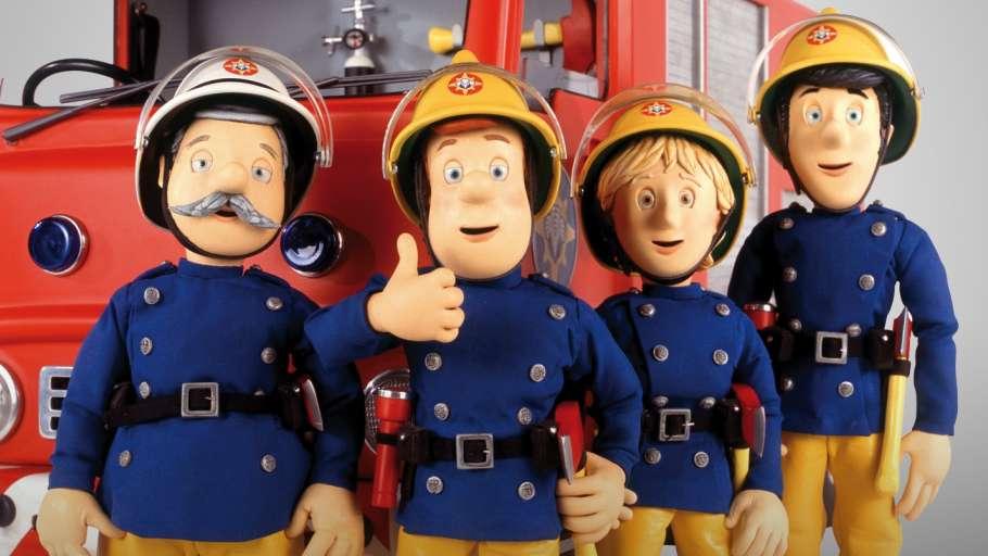 Пожарный Сэм