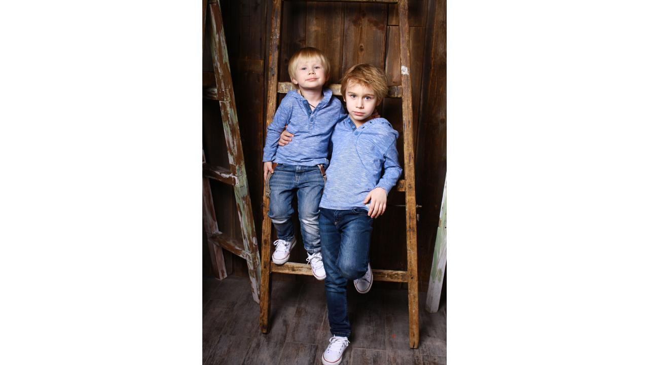 Два брата: Левушка и Клим