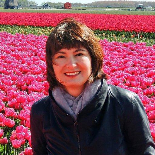 Нелли Литвак, профессор математики, преподаватель университета Твенте (Нидерланды), мама