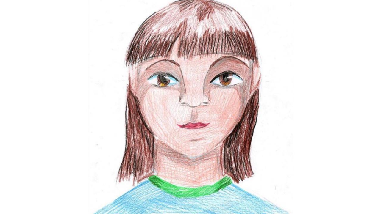 Марина, 7 лет (Краснодарский край, ст. Марьянская)