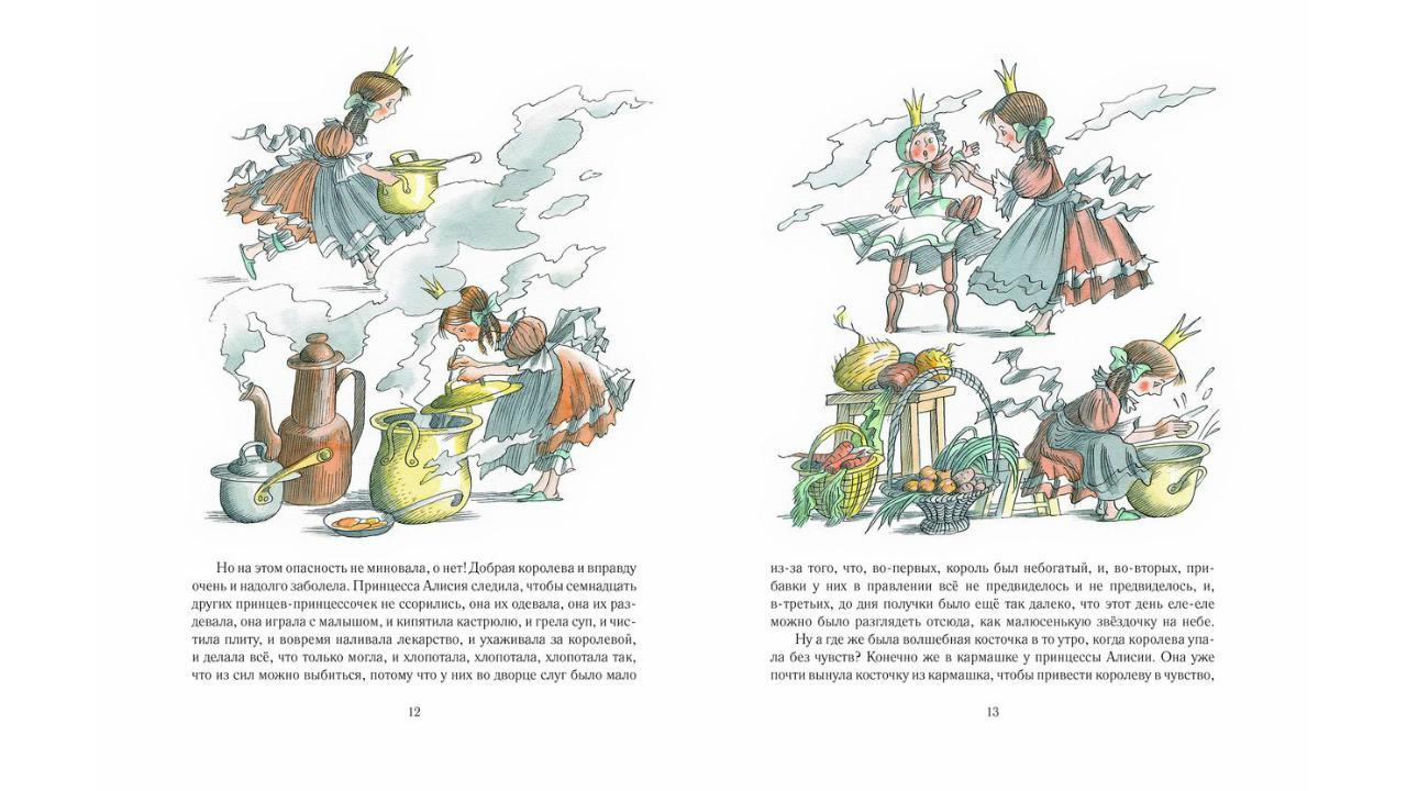«Волшебная сказка», Чарльз Диккенс