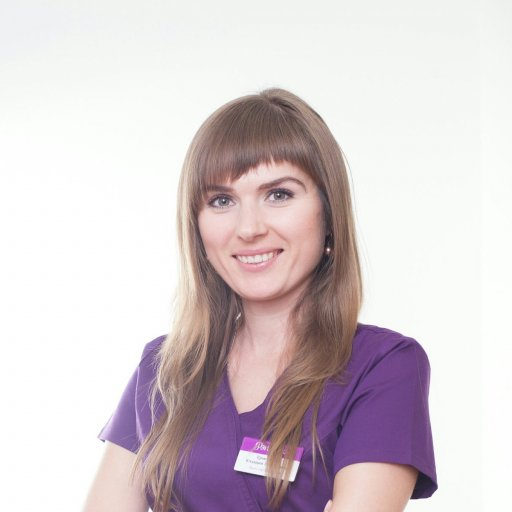 Клавдия Ермошкина, детский офтальмолог клиники «Фэнтези»
