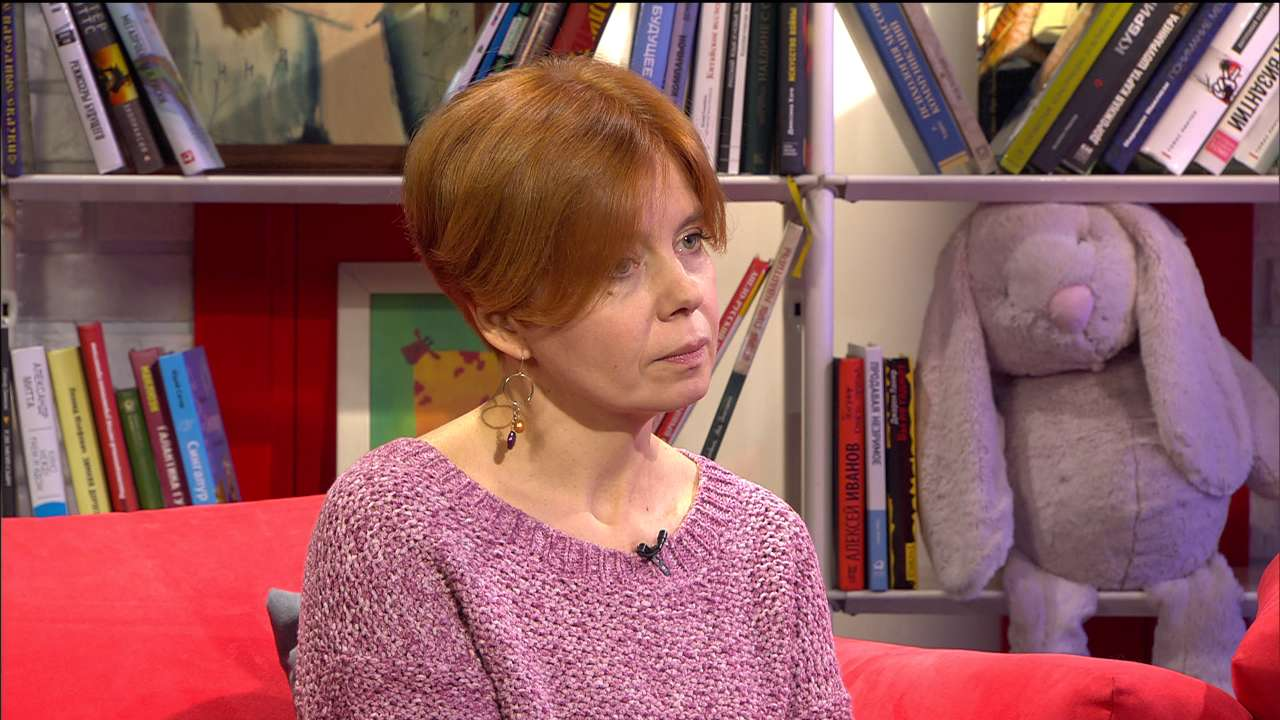 Олеся Лыжина, мама четверых детей