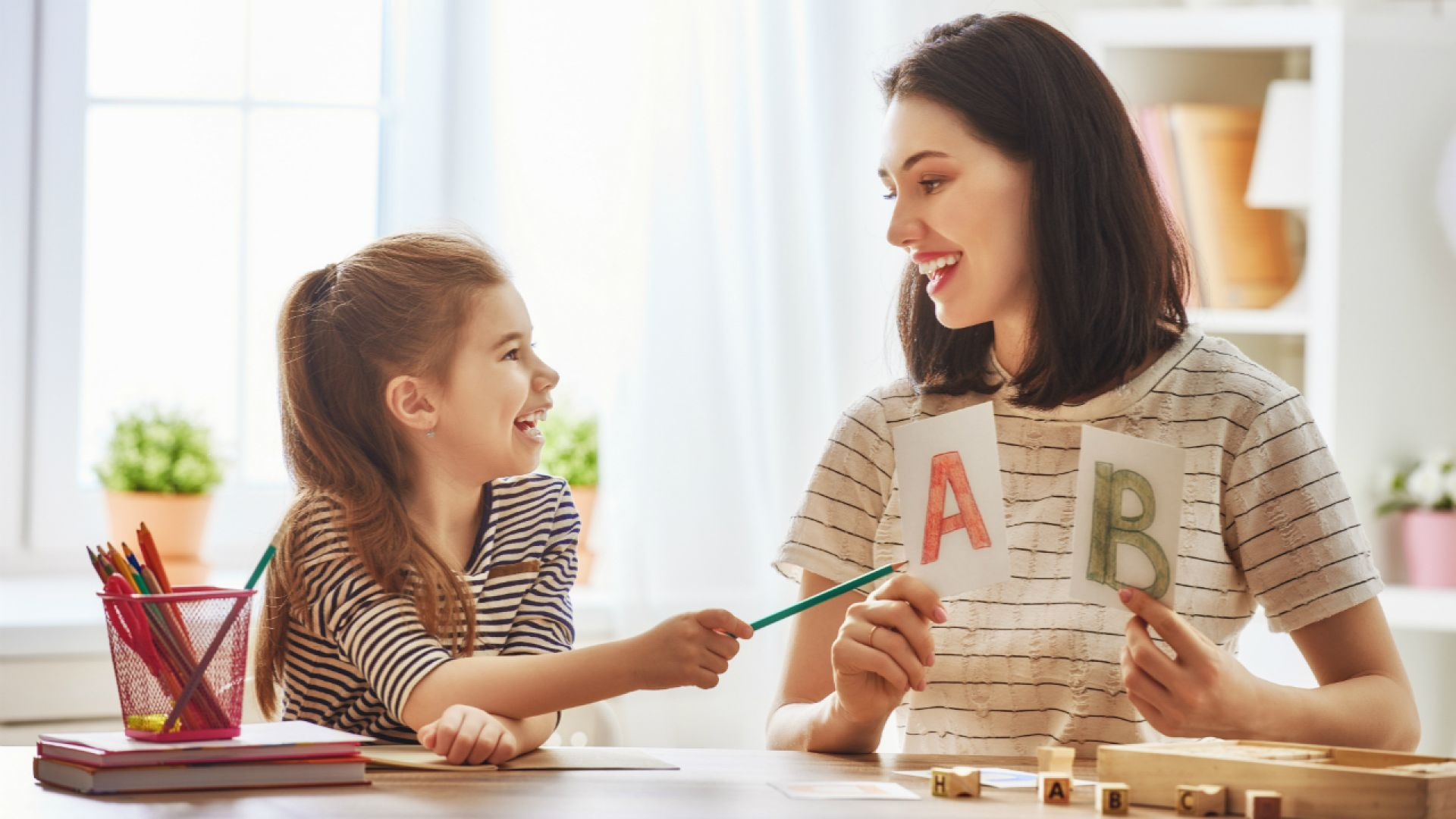 How to teach your child to read: important rules and effective techniques and gre verbal practice