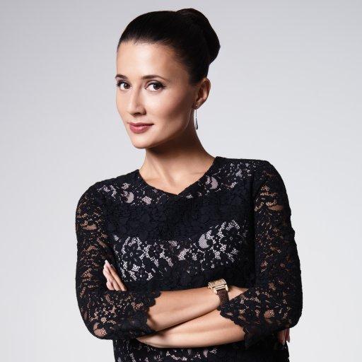 Яна Лапутина, телеведущая