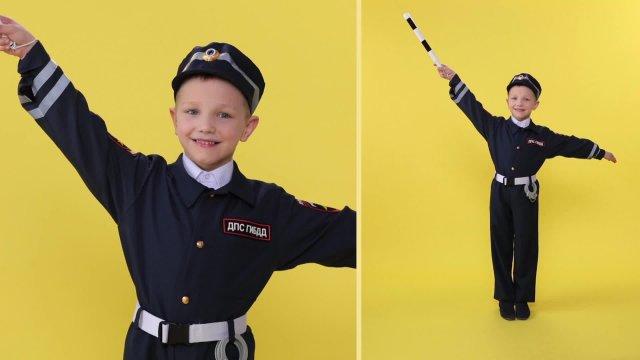 Профессии. Полицейский