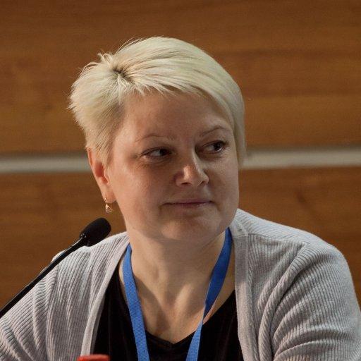 Юлия Лентьева, координатор проектов образования региональной общественной организации инвалидов «Перспектива»
