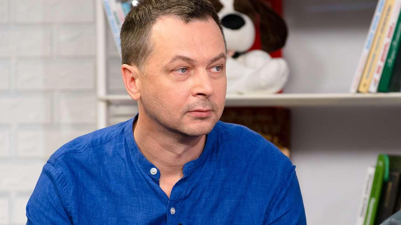 Психолог Максим Софьин.