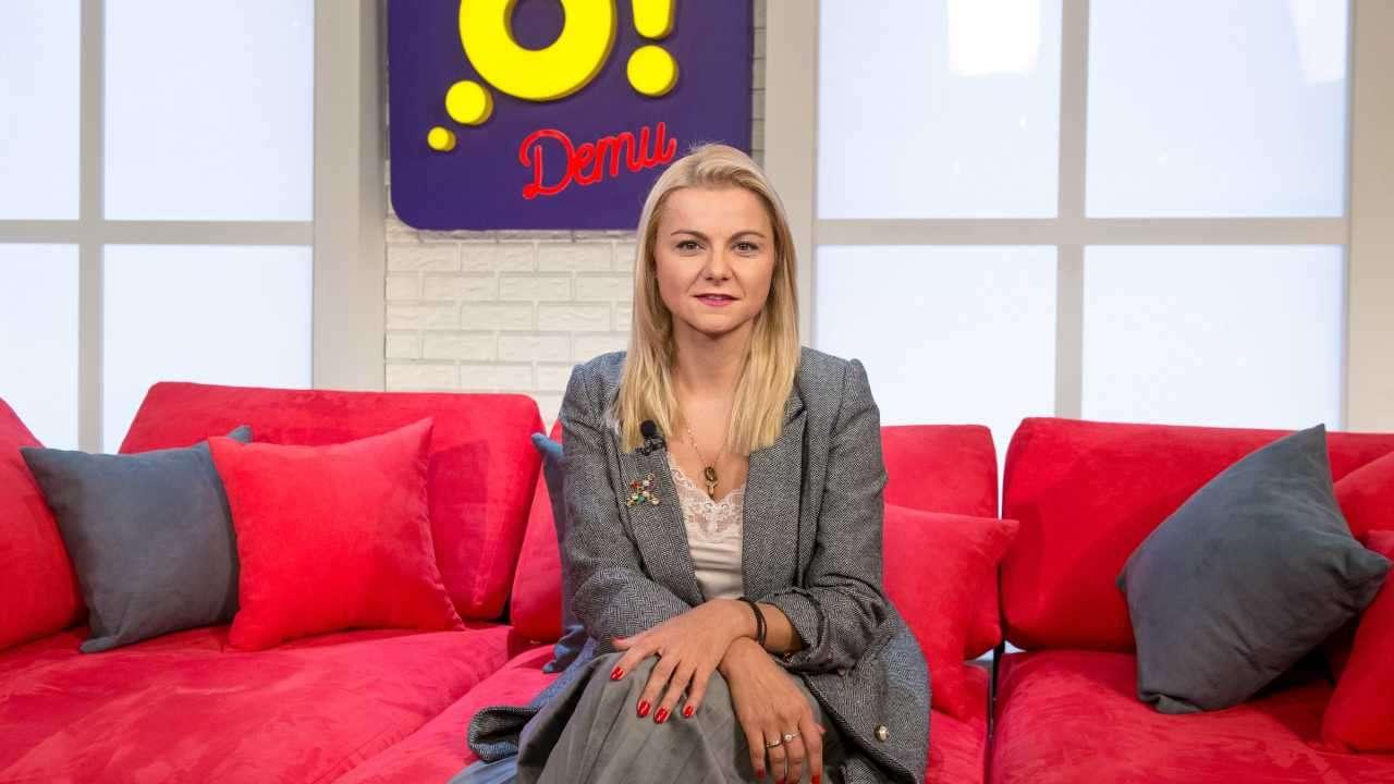 Диана Тевосова, основательница детского продюсерского центра