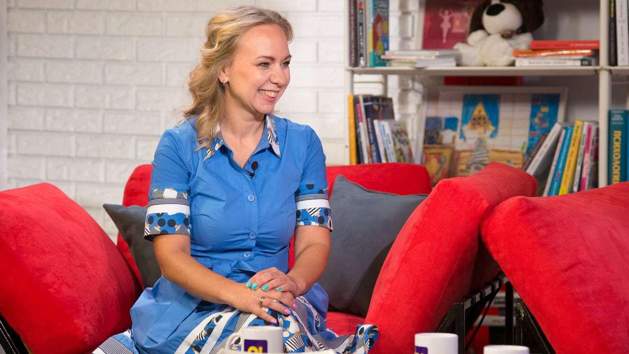 Ведущий российский эксперт в области развития эмоционального интеллекта детей Виктория Шиманская