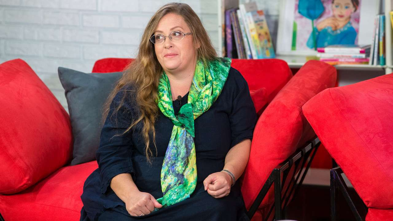 Психотерапевт, писатель Екатерина Бурмистрова