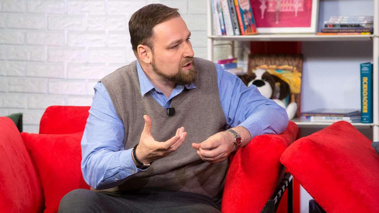 Детский психолог Александр Покрышкин