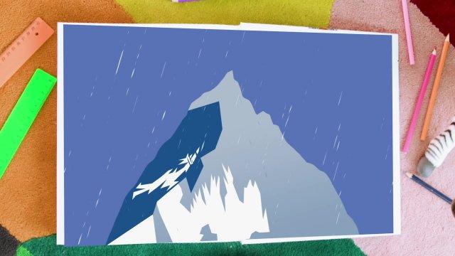 Энциклопедия «Самый-самый». Гора