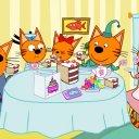 «Три кота». Мультсериал (С субтитрами)
