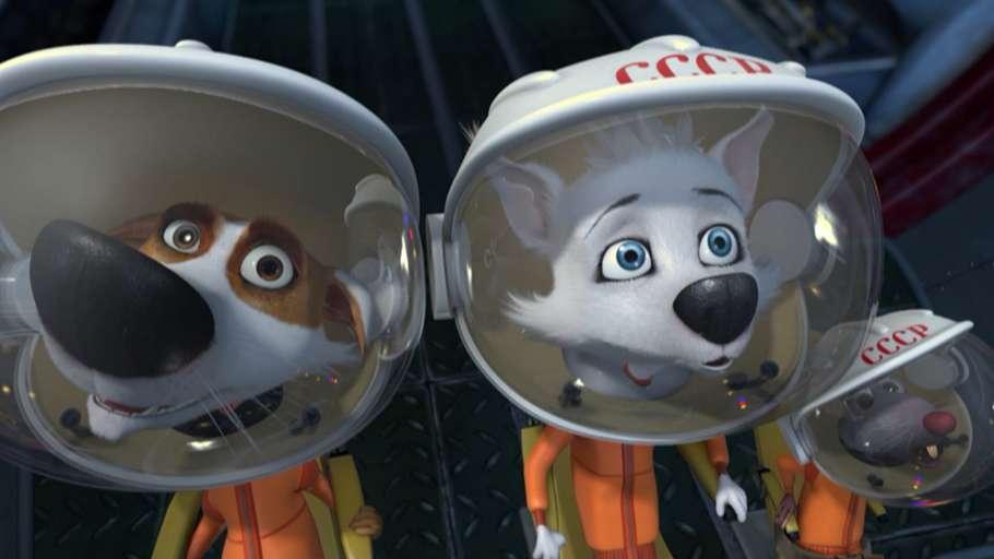 Белка и Стрелка. Звёздные собаки