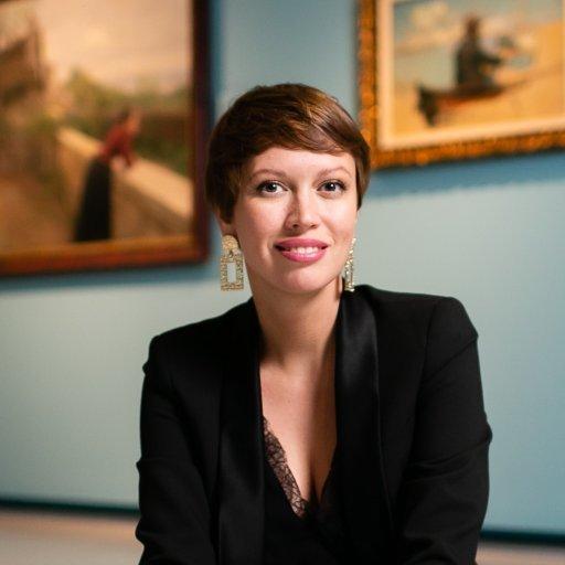 Елена Шарова, куратор просветительского отдела Музея русского импрессионизма