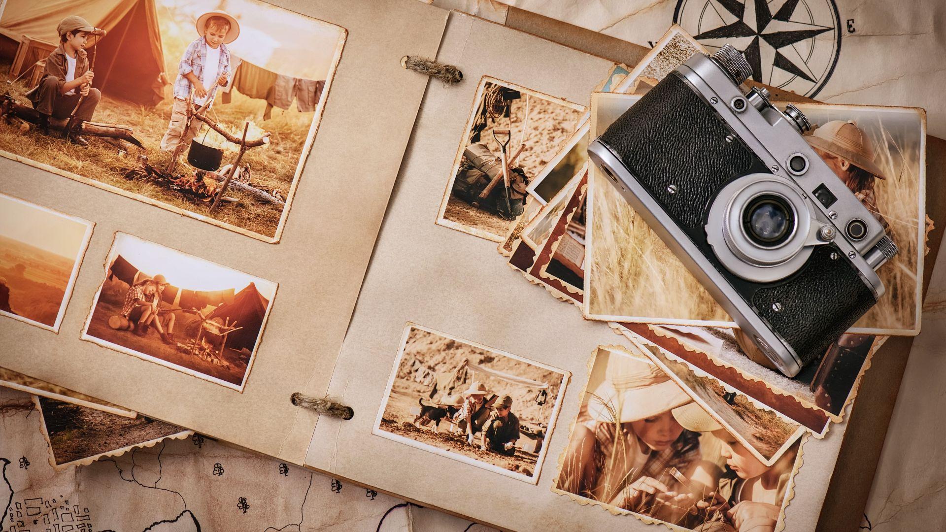 Как правильно избавиться от старых фотографий