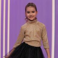 Ангелина Мануковская, 9 лет
