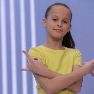 Ксюша Сивальнева, 8 лет