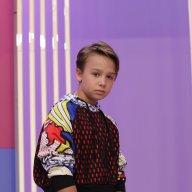 Сергей Филин, 11 лет