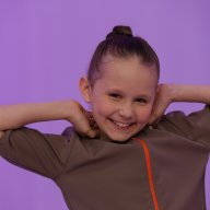 Маша Позднякова, 9 лет