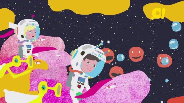 Космическое путешествие выпуск 7