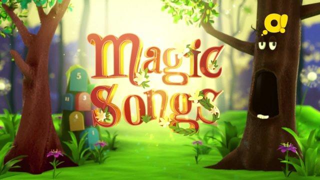 "Magic Songs выпуск 9 ""Лес"""
