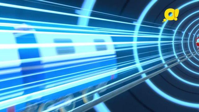 Роботы-поезда 9 серия