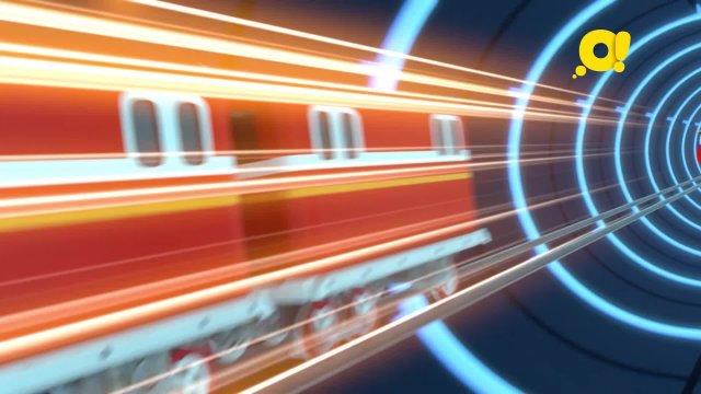 Роботы-поезда 8 серия