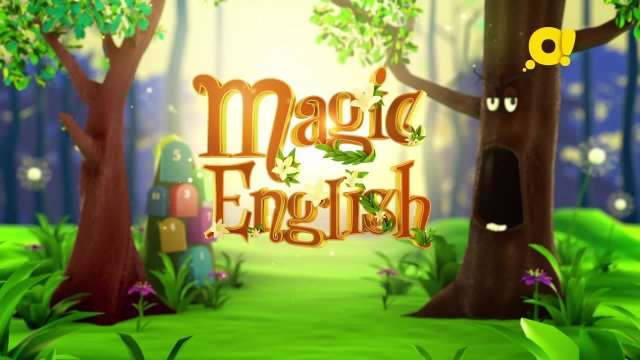Magic English. Выпуск 10. Моя страна