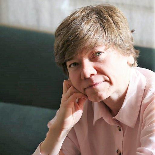 Марина Соломонова, педагог, заместитель директора Центральной городской детской библиотеки имени А. П. Гайдара