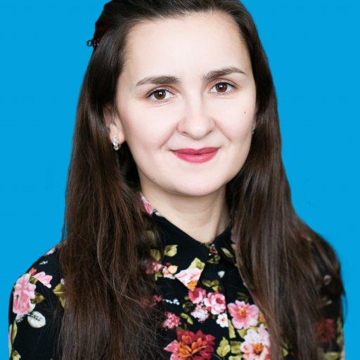 Валерия Бокова, методист онлайн-школы «Фоксфорд»