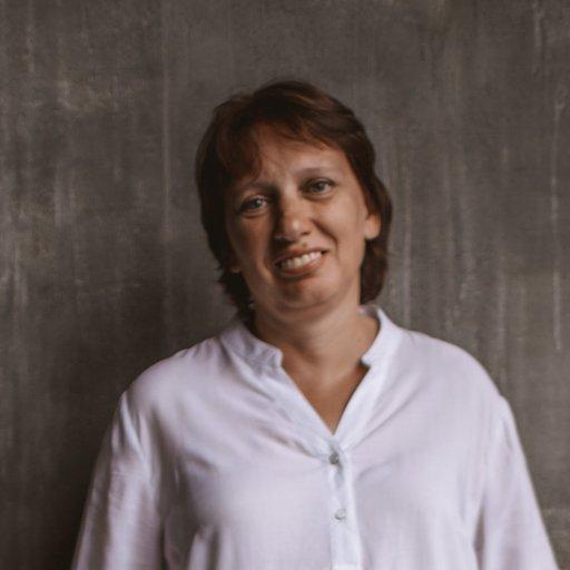 Юлия Бучинская, ведущая мастер-классов благотворительного фонда «Гольфстрим».