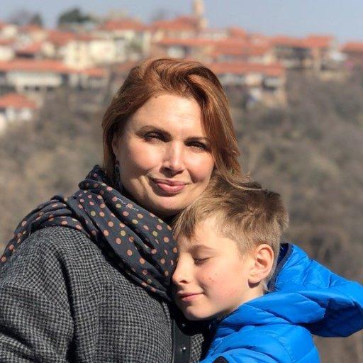 Анна Шнайдер, главный редактор телеканала «О!»