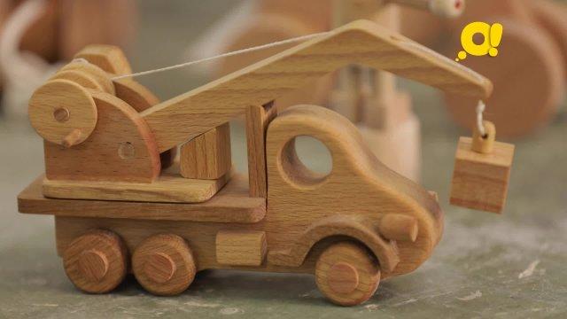 ТриО! Выпуск 55. Фабрика игрушек