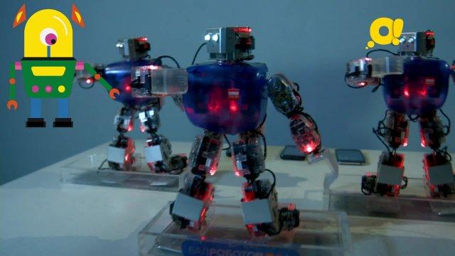 Роботы. Выпуск 7. Робот-танцор